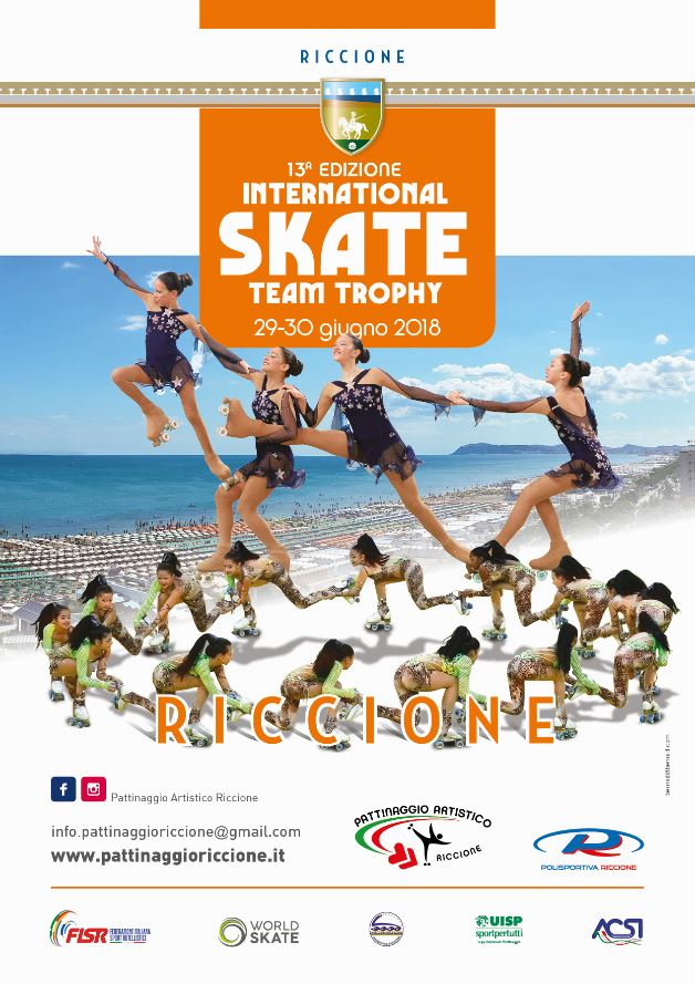 International Skate Tropy A4 2018